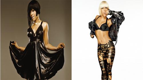 Trina/Lady GaGa