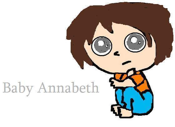 Bayb Annabeth daughter of Athena