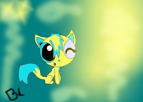Me kitty!