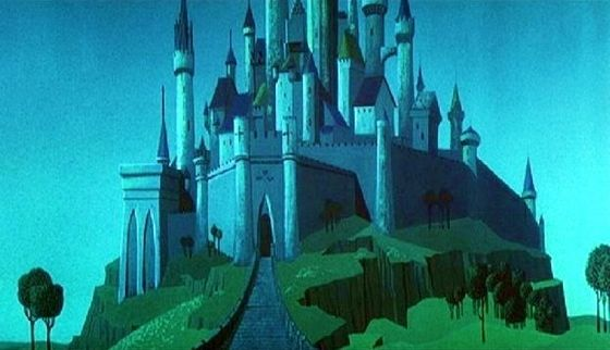 (Aurora's castle)