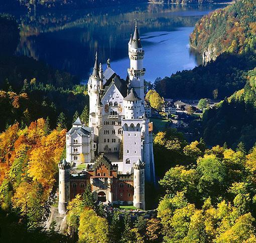 (Neuschwanstein Castle, Germany)
