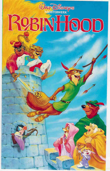 Robin Hood- Action film with comedy and great music.