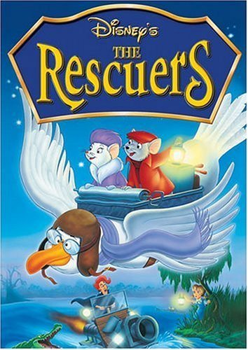 2. Rescuers. The most underated film drawing with The Great maus Detevitve it is a musical that is sad and has a lot of adventure.