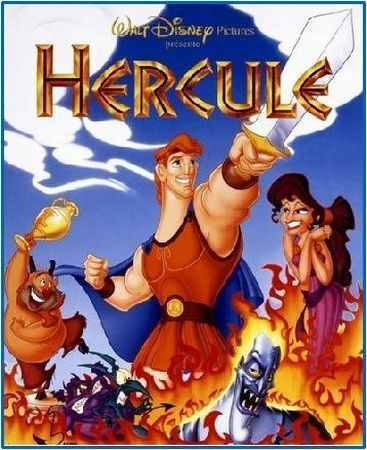 13. Hercules- A musical that is funny and sad but has a great plotline.