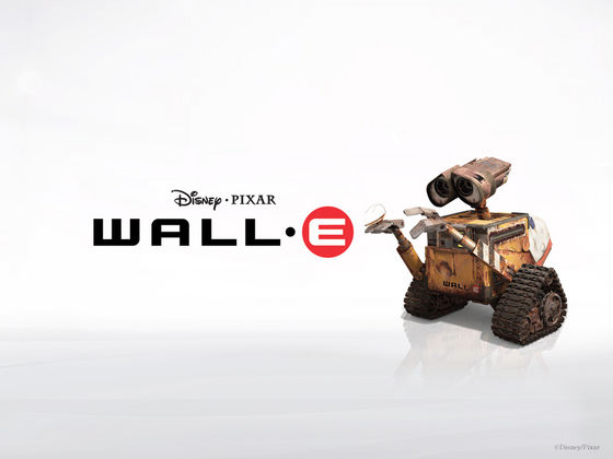 9. Walle- the 秒 ピクサー・アニメーション・スタジオ film on this list, this film is funny aand the characters are so cute.