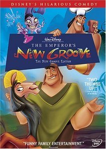 15. Emperors New Groove- A new film that might not be considered as a classic by some people. But in my opinion it is funny and a great watch.