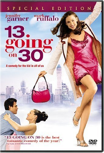 A 13 yr old wishes to be older and lebih popular wakes up the seterusnya hari as a 30 yr old version of herself and falls for her best friend who is engaged to someone else. Frothy cute fun with Jennifer Garner.