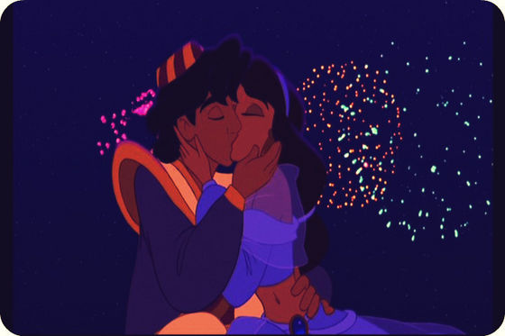 A whole new world, a whole new life, for 你 and me!