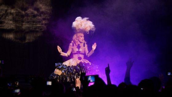 Lady GaGa Live In Dublin