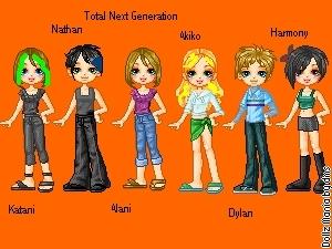 Total volgende Generation!