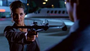 Cordy prepares to kill Billy