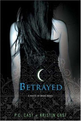 The second 'House of Night' book by P.C. Cast