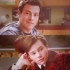 """""""Puck and Kurt were...canoodling in a hot tub."""".....""""Finn just saw... them and joined."""