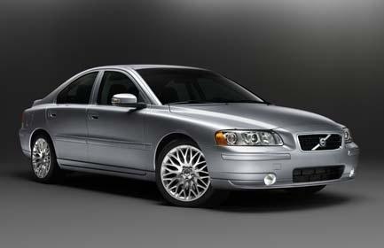 Edward's Volvo