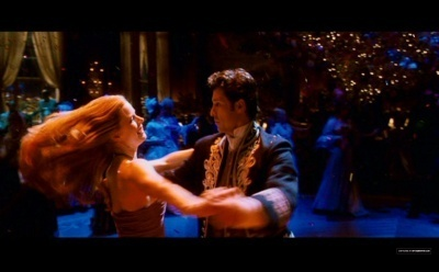 In the film, singer Jon McLaughlin performs the song as a band vocalist in the ballroom sequence where Giselle (Amy Adams) and Robert (Patrick Dempsey) dance the King's and Queen's waltz. The song itself is a waltz performed in a quick 3/4 time counted on