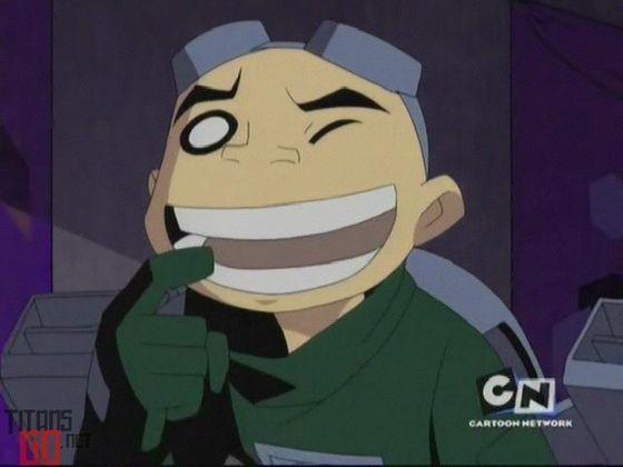 """Crud... snot... MEGA crud... snot... crud... snot..."""