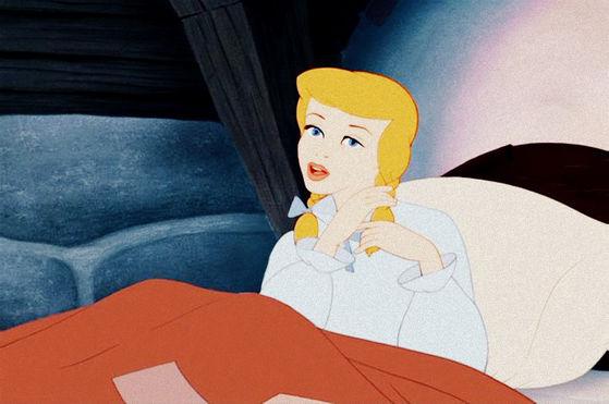 9. Cinderella