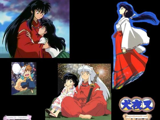 iunyasha and kagome