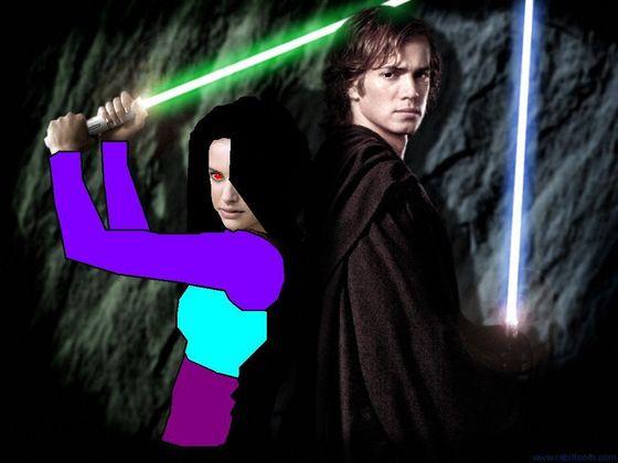 Anakin and Bree