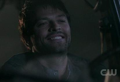 And that's how Cas rolls too XD