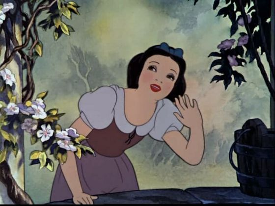 From The Movie Snow White and the Seven Dwarfs