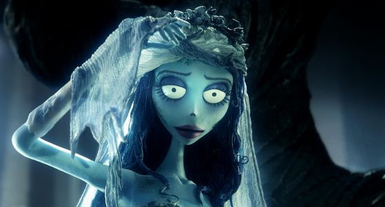 From The Movie Corpse Bride