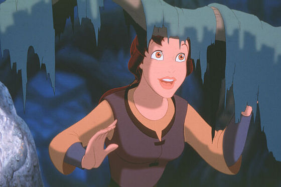 From The Movie The Magic Sword:Quest For Camelot