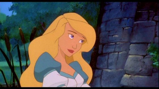 From The Movie The swan Princess