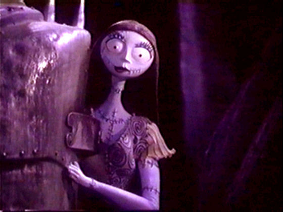 From The Movie The Nightmare Before pasko