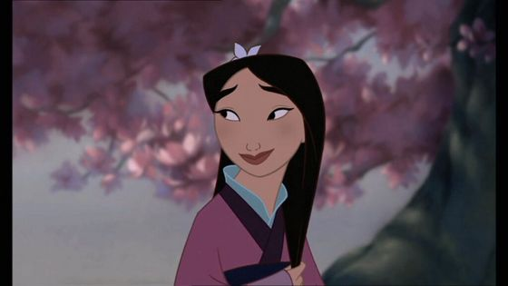 From The Movie Mulan