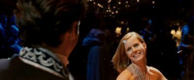 Banner 2: The Ballroom scene. Personally my favourite scene in the movie and I added 2 ballroom ones so that آپ can choose which one آپ like the best. One is with Giselle smiling when Robert is twirling her out from him. the other is when they are danc