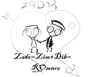 l'amour Zadr