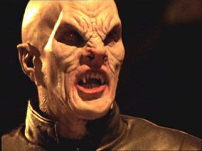 The Master from Buffy the vampire slayer