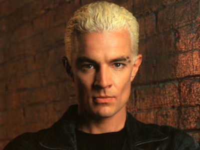Spike from Buffy the vampire slayer/Angel