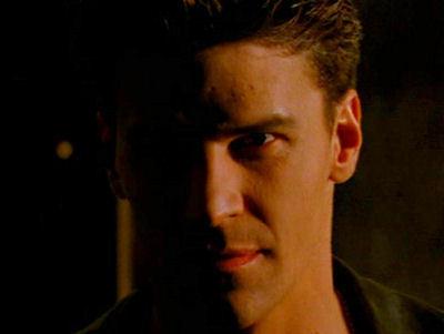 ángel from ángel / Buffy the Vampire slayer