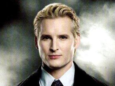 Carlisle from Twilight Saga