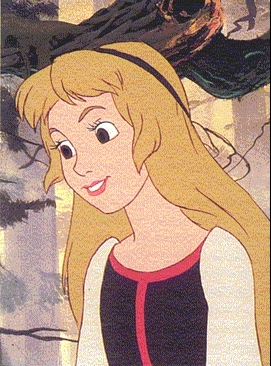 2.Eilonwy(The Black Cauldron) I know a real shocker but she's so pretty and is my favorit child heroine so's so underrated even though her film is awsome but even though she's my favorit there's one prettier than her she kinda look like Aurora