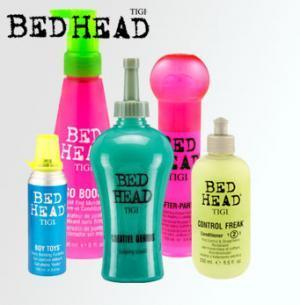 Bedhead products.