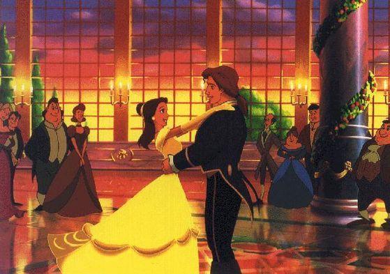 they literally just drew over aurora and phillip's ballroom dance. LAAAAAME. -dweeb