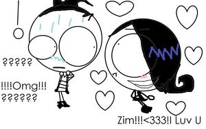 Zim:FanGirl Uhhh