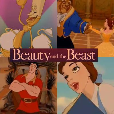 Shown here: Be Our Guest, Beauty and the Beast, Gaston, Belle