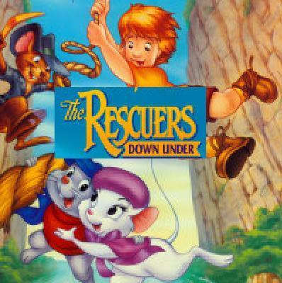 The Rescuers Down Under doesn't have any songs.