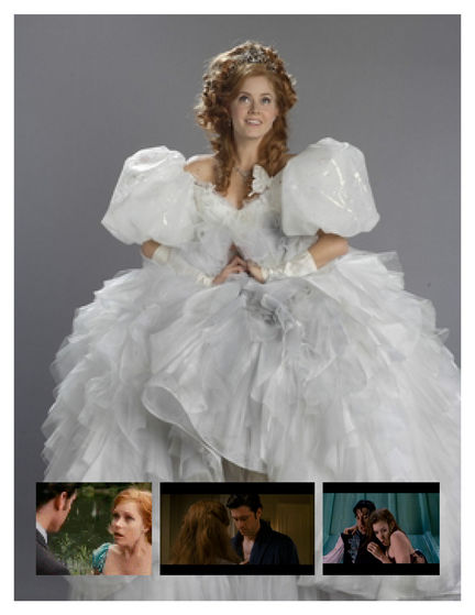 Amy Adams(Enchanted photoshoot) - Giselle + Robert Photo ...