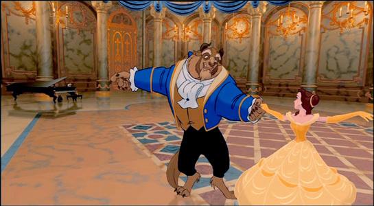 Beauty & the Beast a heartwarming tale.