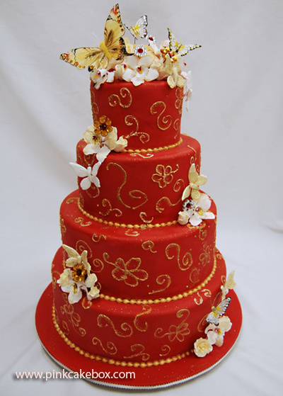 The yummiest from Slerpping Beauty... Cake