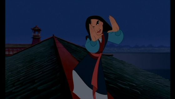1.Mulan we all knew she would win from the very beginning she saved her father her Amore intreast the emperor and all of china and killed the villian she's definatly the most heroic