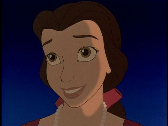 12.Belle in एनचांटेड क्रिस्मस I completely disagree with this I think she looks okay but people think she was poorly animated