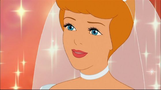 2.Cinderella in Cinderella 3 A Twist In Time I agree with this spot for her she looks gorgeous some people think she looked meer beautiful in the third than the original movie I think her hair looks gorgeous when she's banished and is on the boot
