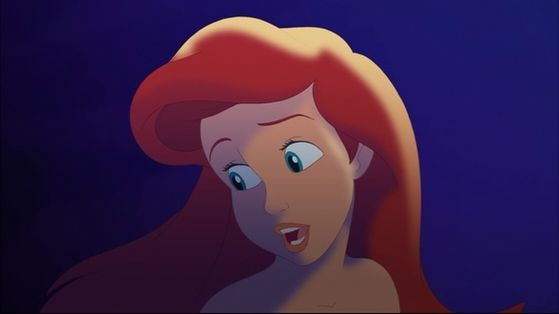 1.Ariel in Ariel's Beginning I agree she looks gorgeous almost as good as the original some think she look even prettier than the original she won the spot as number one looking the best in sequel truely gorgeous