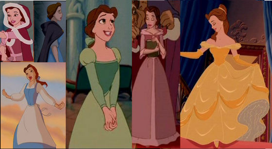 """WHY IS BELLE STILL HERE? All her outfits were crud except for the green one."" -Straggy"